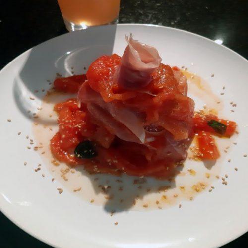 Mozzarella Fileto con Serrano