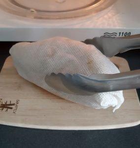 Batata al horno
