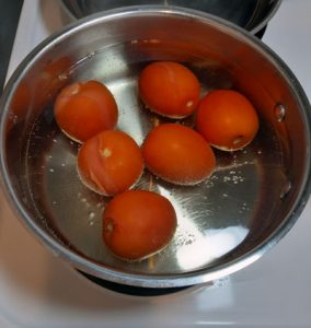 Tomates esclafados