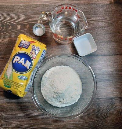 arepas receta